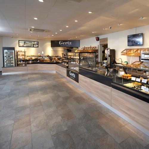 bagerforretning til salg